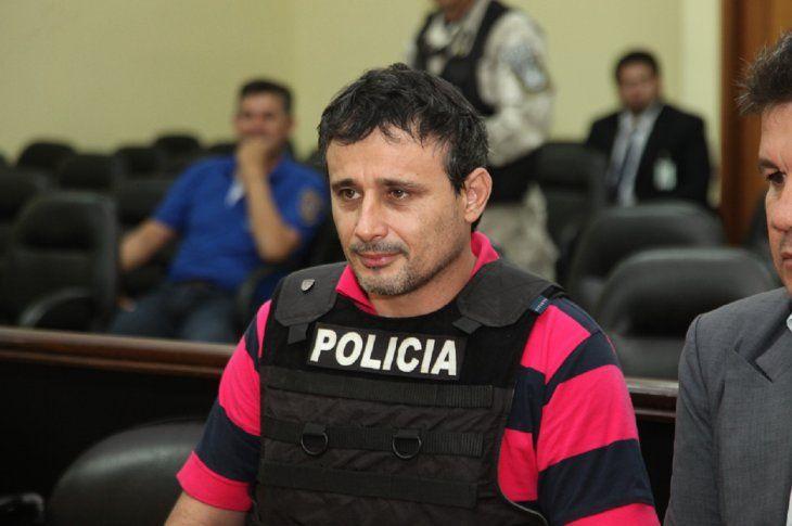 <p>El ex intendente de Ypejhú, Vilmar Acosta, fue condenado por el asesinato de Pablo Medina y Antonia Almada.</p>