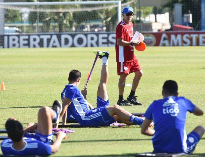 Osorio no está en las pretensiones de Colombia