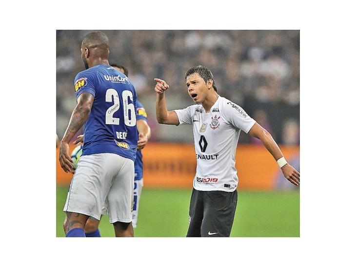 Corinthians se queda sin la Copa Brasil