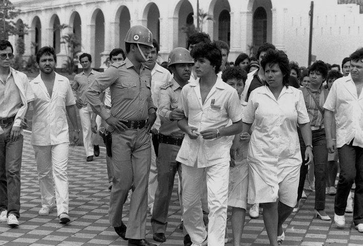 El Clinicazo de 1986 fue una protesta sin precedentes.