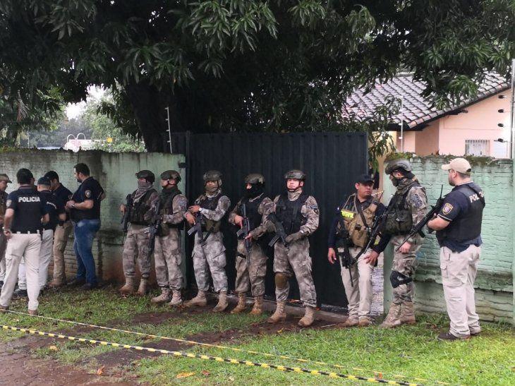 Banda quería volar una cárcel para rescatar a narco — Paraguay