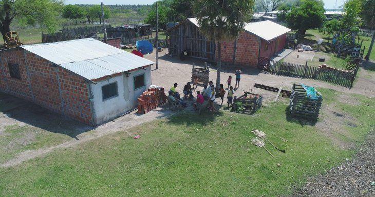 Karcha Bahlut se sustenta de los recursos que les provee el Pantanal y los conserva.