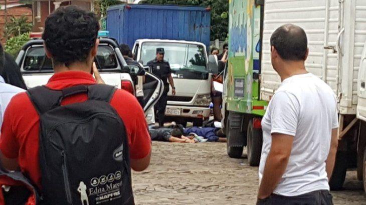 El comisario fue abatido tras un tiroteo registrado con asaltantes.