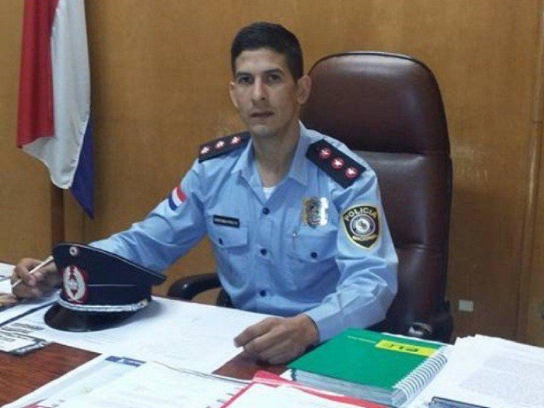 Revocan prisión preventiva de comisario Julio Cabañas - ÚltimaHora.com