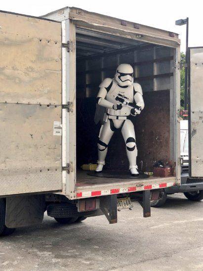 Figuras hiperrealistas de la saga de Star Wars fueron la tónica que dio inicio a la primera Comic Con en Panamá.