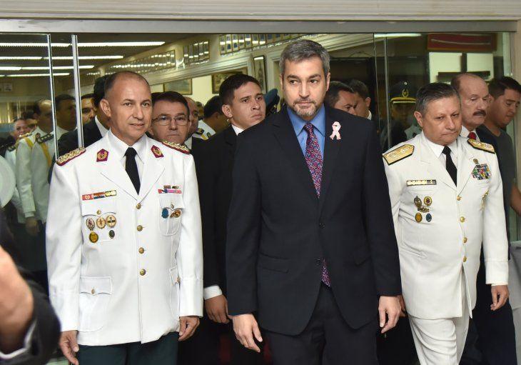 Mario Abdo Benítez nombró al hermano del vicepresidente de la República