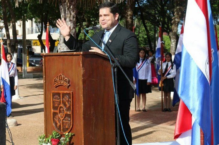 El intendente de Concepción