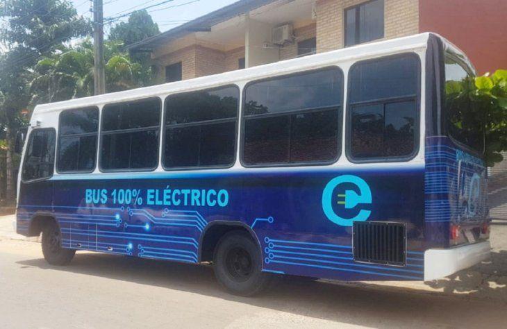 Proyección. Los buses ya muestran el número 21 en el frente y circularían en la brevedad.