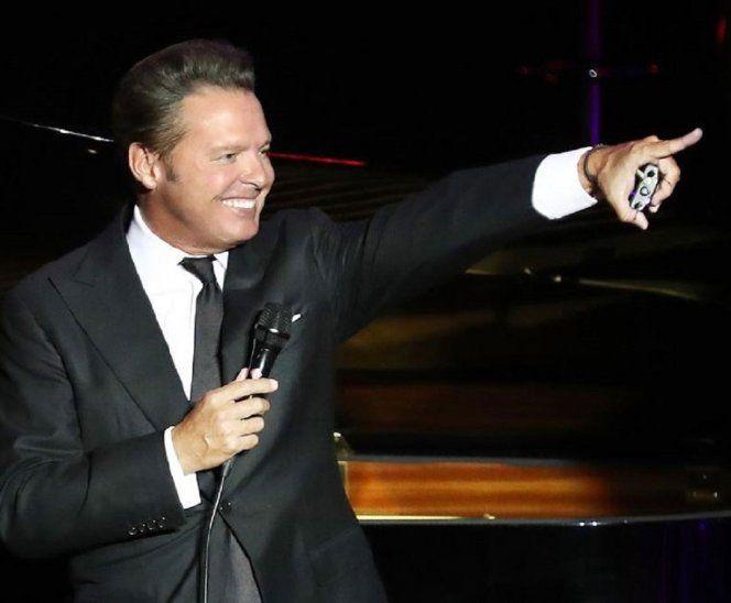 ¿Retorno? El público paraguayo espera con ansias la llegada del mítico  cantante  mexicano Luis Miguel.