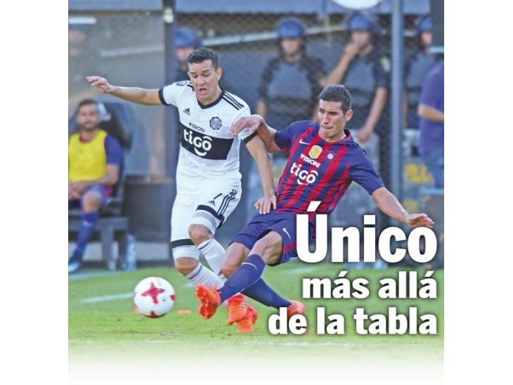 Histórico: Con solo 14 años, marca gol en el clásico de Paraguay