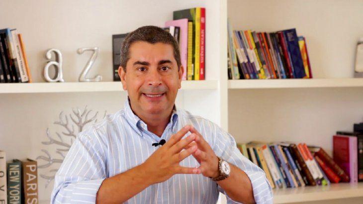 El diputado brasile帽o del Partido Social Liberal (PSL) M谩rcio Tadeu de Lemos, sugiri贸 la construcci贸n de un muro muy alto en la frontera de Brasil con Paraguay.