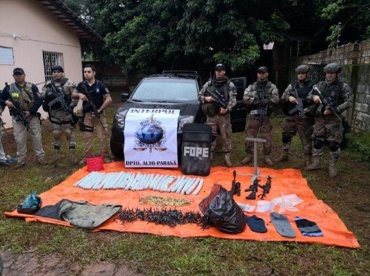 El brasileño negó que coche bomba esté asociado a él, como también negó ser jefe de facción y terrorista.