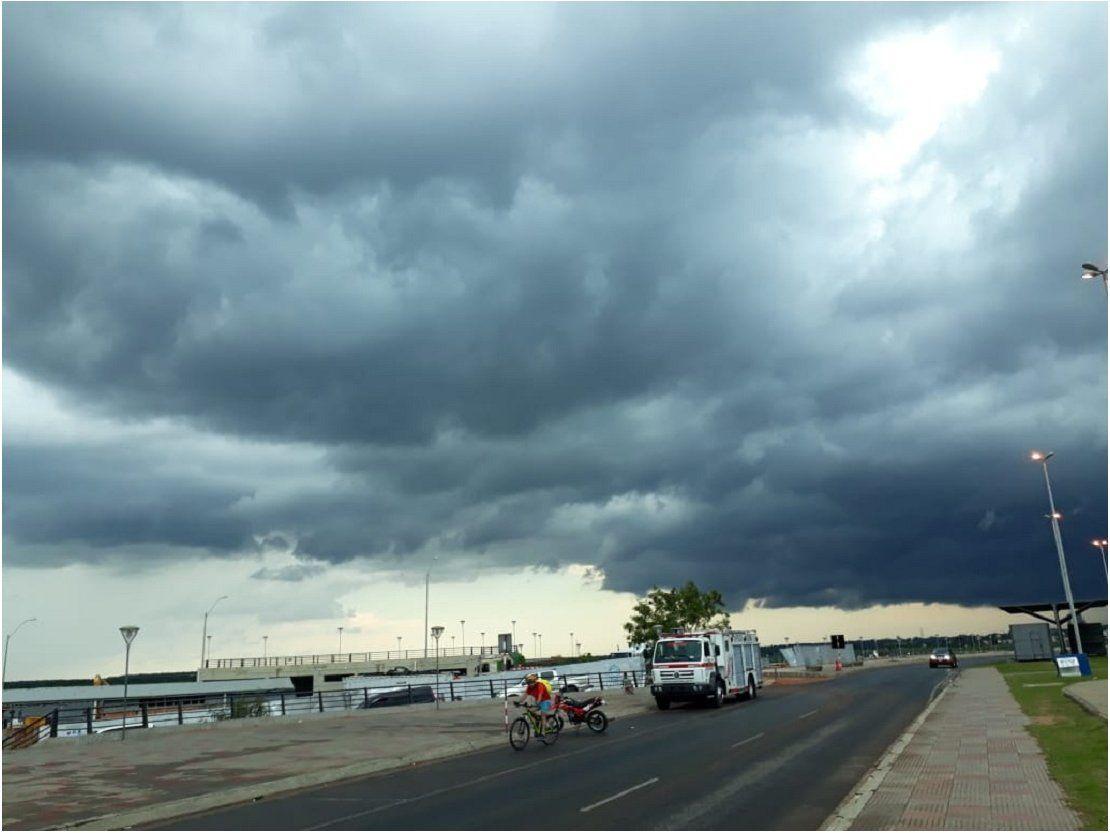 Alerta de tormentas se extiende a siete departamentos