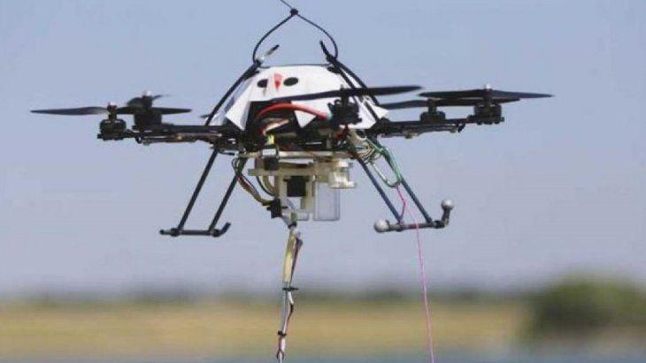 Japón: Usan drones para servicio postal