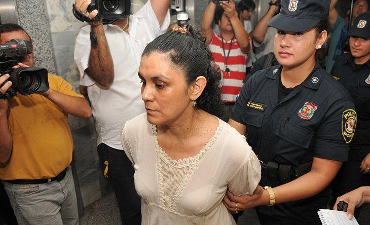 Carmen Villalba fue condenada por el secuestro de María Edith Bordón de Debernardi.