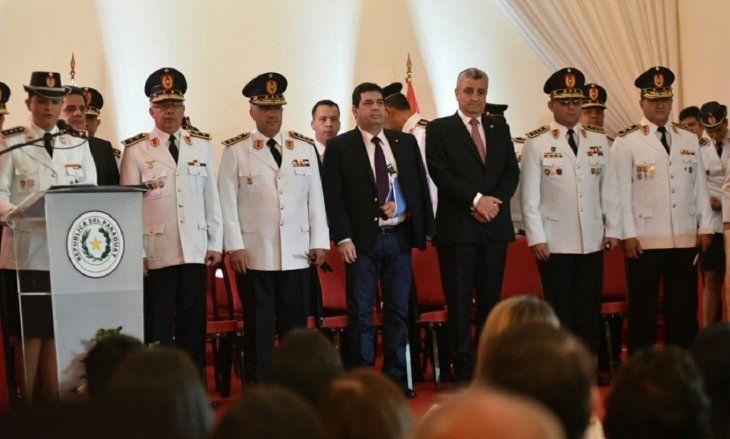 Cambian a la cúpula policial por crimen en la Agrupación Especializada.