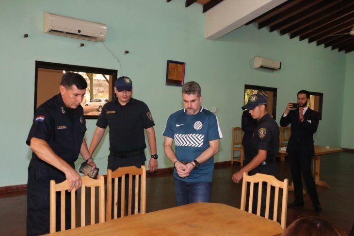 Marcelo Piloto finalmente fue expulsado del país.