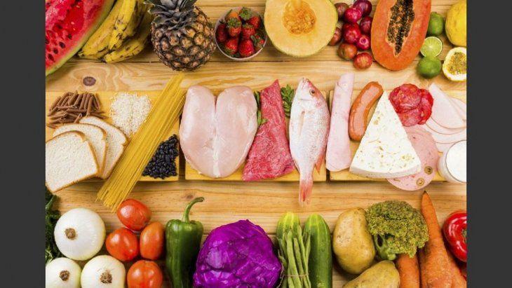 Dieta con proteinas y carbohidratos