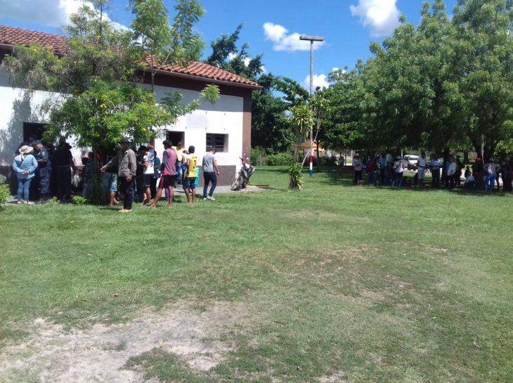 Comuna de Fuerte Olimpo