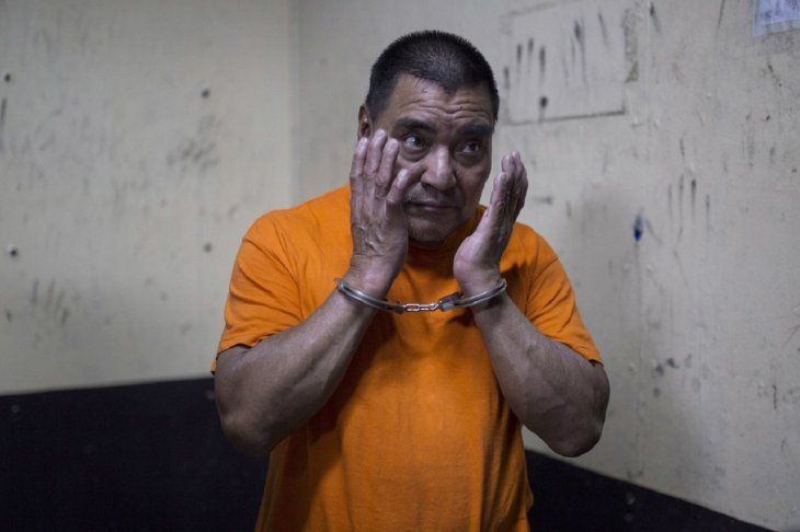 Santos López Alonzo fue detenido en el 2016.