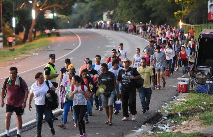 La aplicación permitirá a los peregrinos conocer más información sobre la festividad de Caacupé 2018.