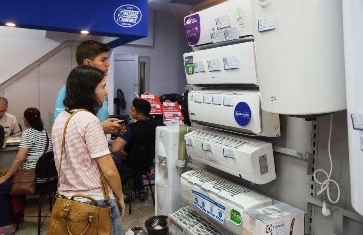Ofertas. Los electrodomésticos estuvieron entre los más adquiridos por el Black Friday.