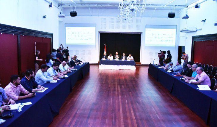 Sectores. Representantes de diversos estamentos aportarán sus propuestas a la MPCS.