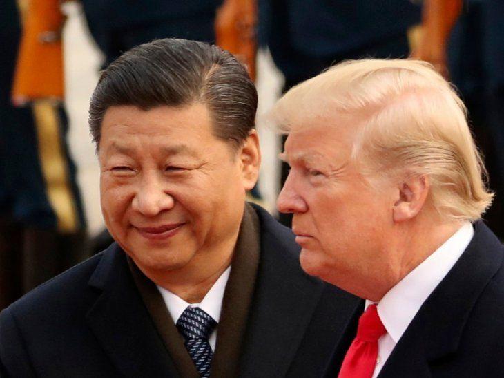 Estados Unidos y China alcanzan un acuerdo de cara a una tregua comercial.