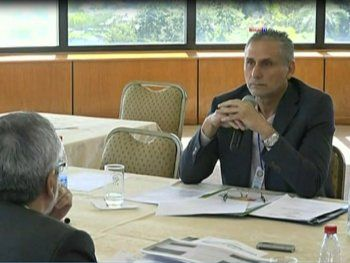 Óscar Boidanich,ex titular de la Secretaría de Prevención de Lavado de Dinero o Bienes (Seprelad).