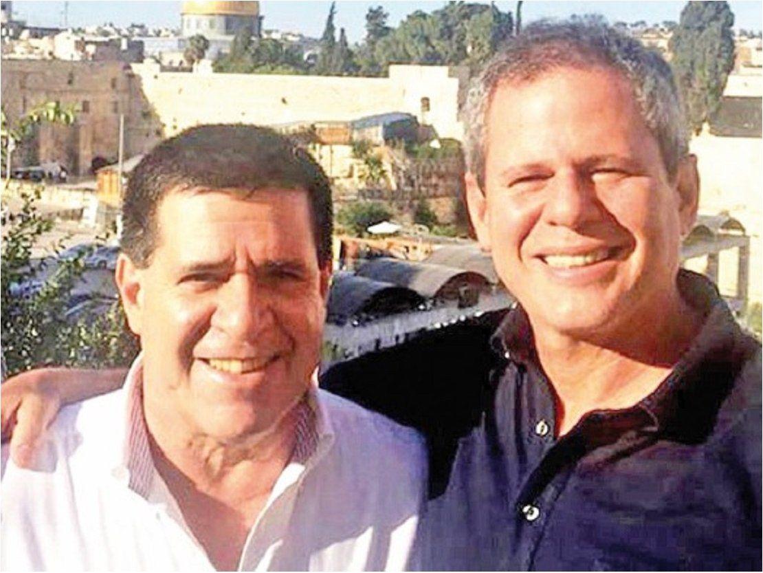 Senador Querey sostiene que autoridades nacionales protegen a Dario Messer