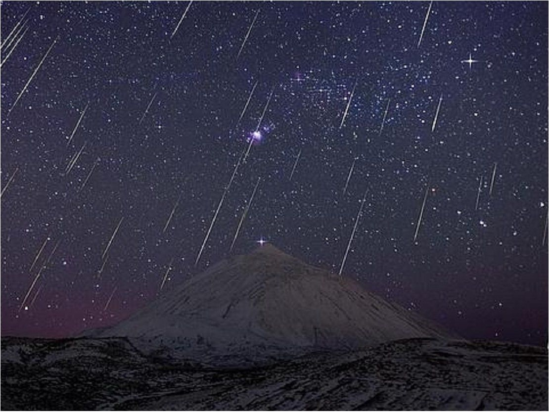 Lluvia de estrellas podrá ser vista en Paraguay
