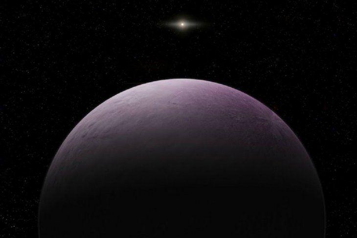Mundo: Descubren el planeta más lejano observado en el Sistema Solar