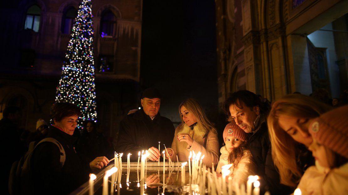 Las celebraciones de Navidad alrededor del mundo