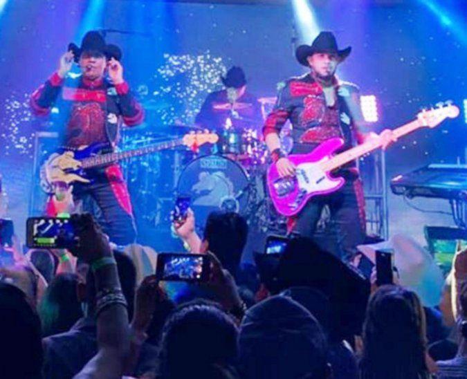 Populares. Bronco tendrá cuatro conciertos en Paraguay.
