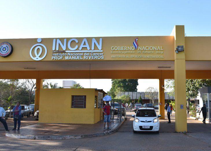 Un paciente oncológico dio positivo al coronavirus y fue derivado al Hospital de Itauguá.
