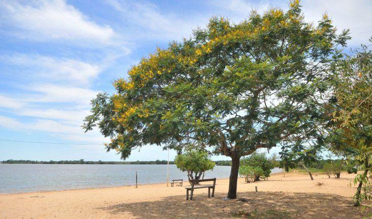 Romance con el río. Los amantes de la naturaleza no pueden dejar de visitar Ñeembucú