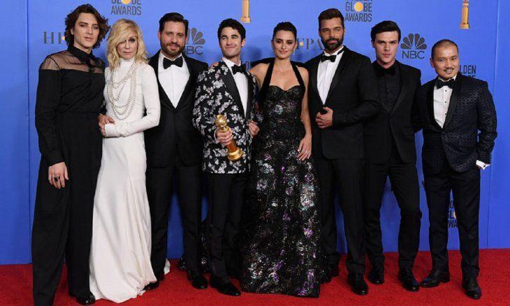 Tres películas fueron las ganadoras en la 76 edición de los Globos de Oro.