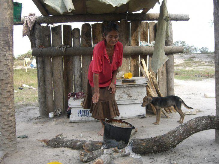 La comunidad Yakye Axa no puede acceder a sus tierras y también está pendiente un proyecto de desarrollo para esta población.