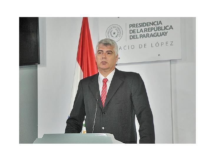 Firme. El ministro Wiens promete no abandonar al Chaco.
