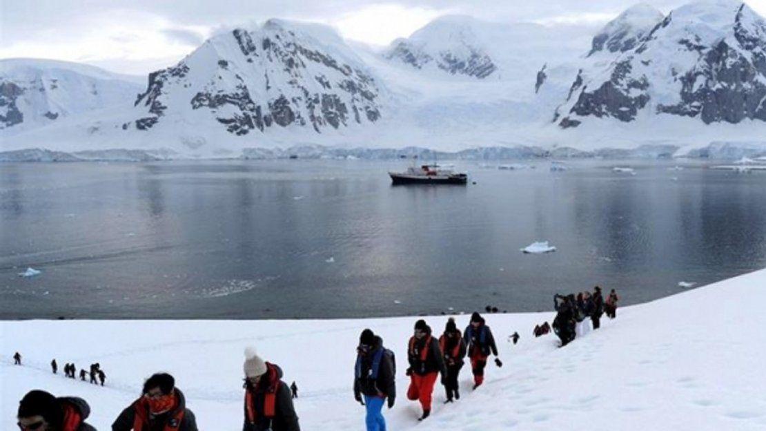 Antártida: Imágenes de la expedición Homeward Bound