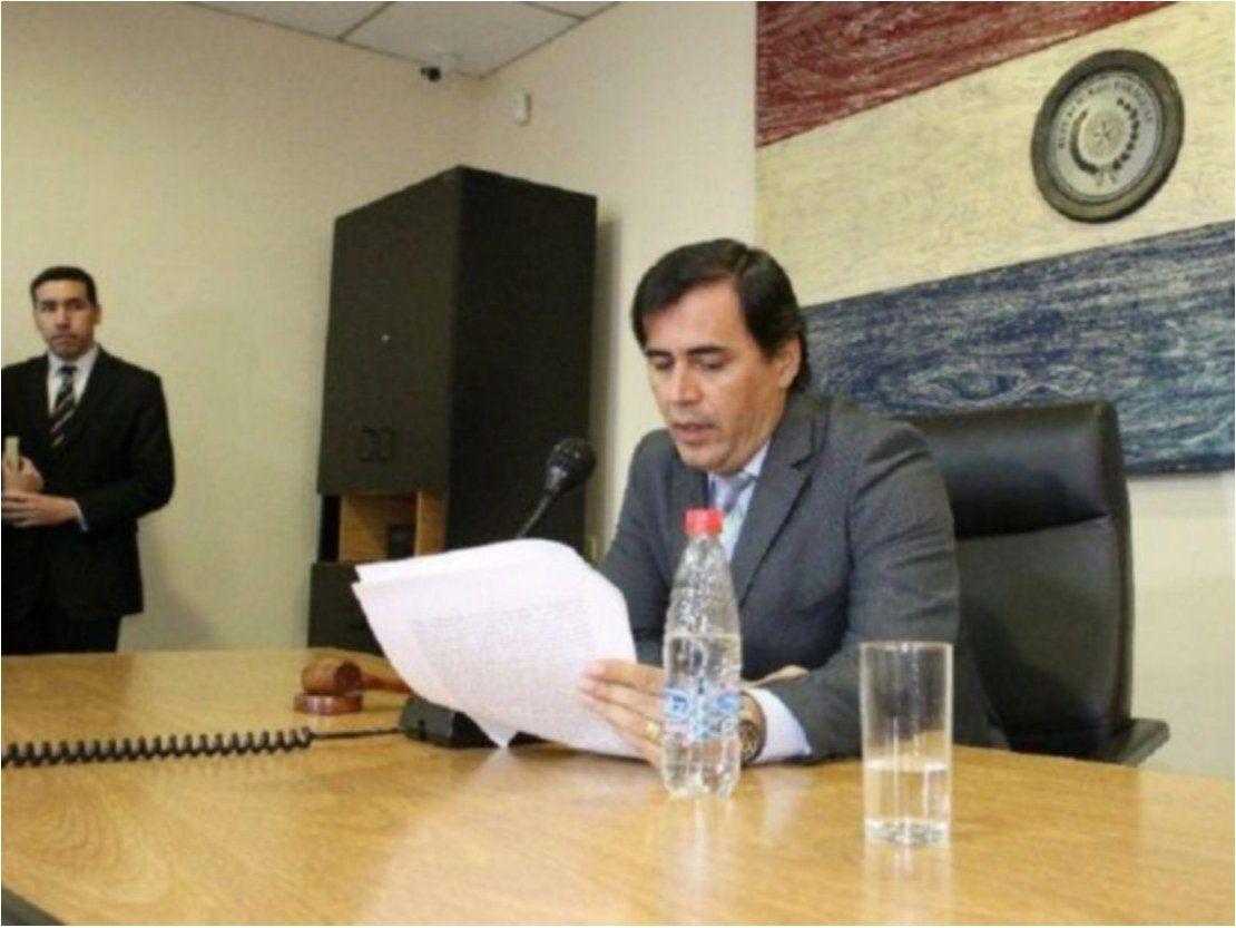 Corte acepta renuncia de Rubén Ayala Brun