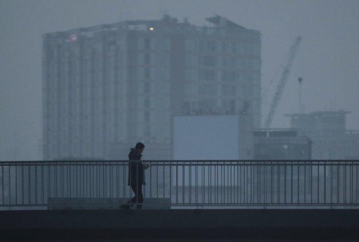La polución ha obligado al Gobierno Metropolitano a activar el protocolo por niveles nocivos.