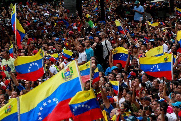 Venezuela vive uno de los momentos políticos