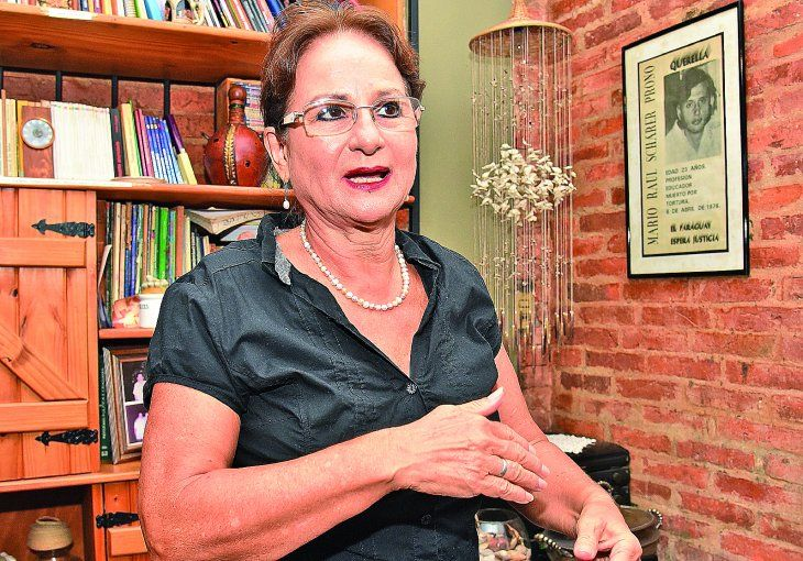 Guillermina Kanonnikoff relató su prisión