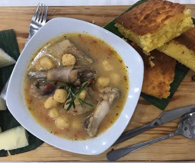 El vori vori es un plato tradicional paraguayo.