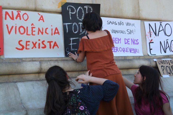 Basta!, Portugal se revuelve contra la violencia machista | Portugal, Violencia doméstica