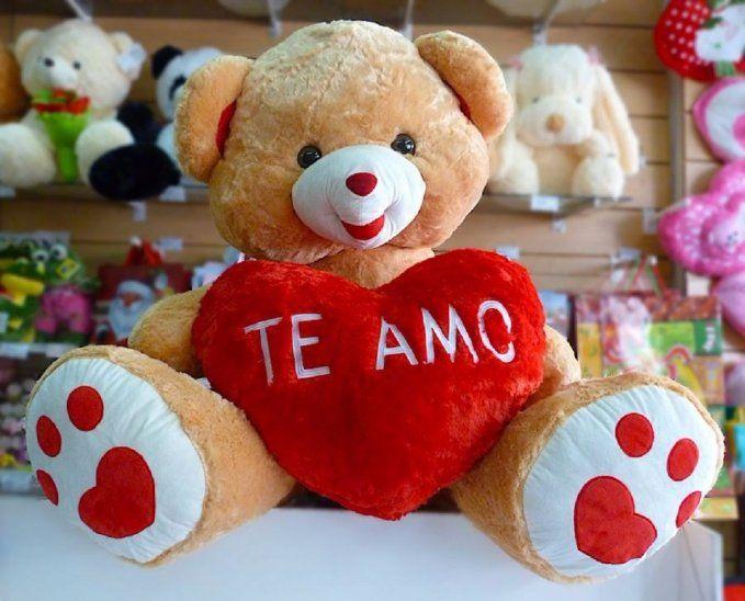 El delincuente robó un oso de peluche del local comercial en Concepción.