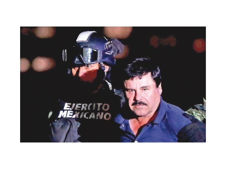 Máxima pena. El Chapo
