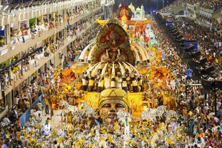 Resultado de imagen para carnaval de rio