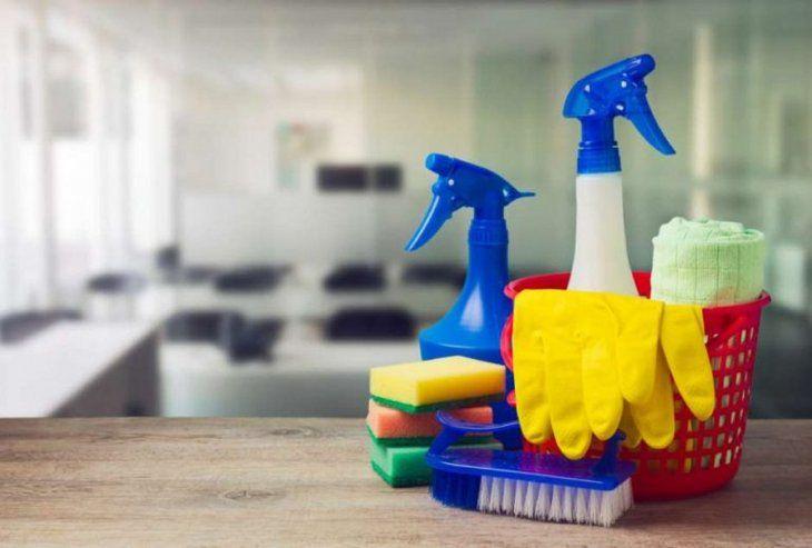 La limpieza de la casa contamina más el aire que la automoción.
